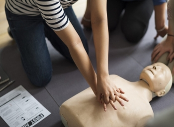 Emergency First Aid – 1 Day Training Course